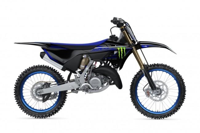 Eindelijk een flinke update voor de Yamaha YZ125