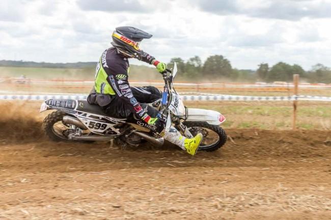 Belgian Endurance-cross en E-bike Warnant een week later