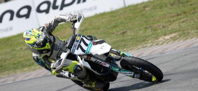 Bushberger wint opnieuw, Kaivers vijfde in Tsjechië