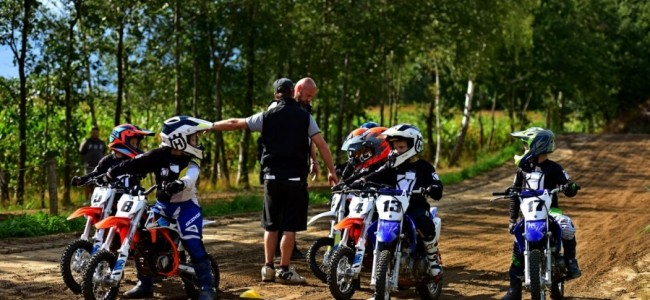 Sport Vlaanderen organiseert initiator cursus MX