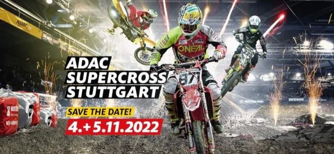 ADAC SX Cup in Stuttgart verplaatst naar 2022