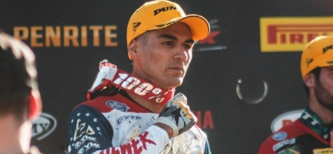 Australian Motocross Championship op pauze!