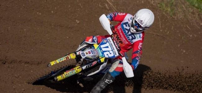 Lynn Valk kijkt terug na zware crash