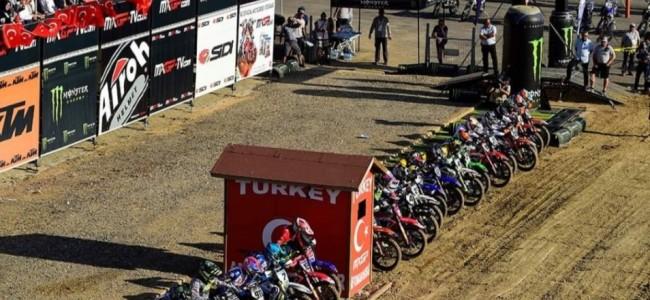 Een extra Grand Prix in Turkije