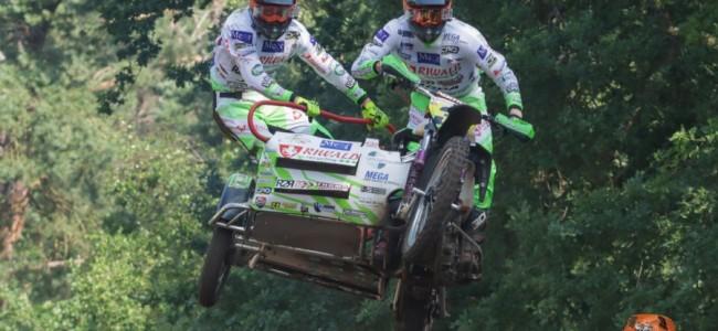 Drie WK-heats per Sidecar GP in 2021!