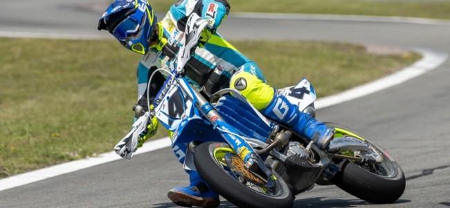 Thomas Chareyre wint de Tsjechië S1GP