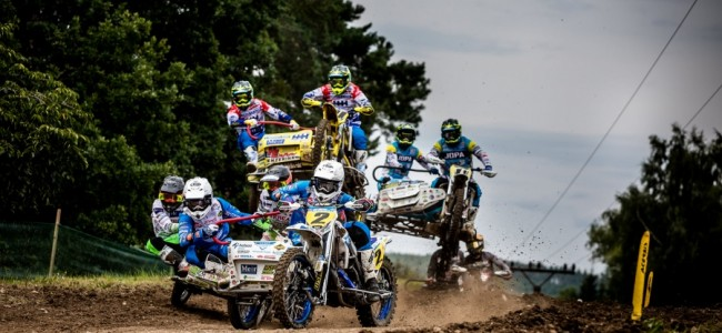 VIDEO: Highlights Sidecar GP Jinin