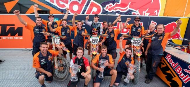 Verruilt De Carli Racing KTM voor GasGas?