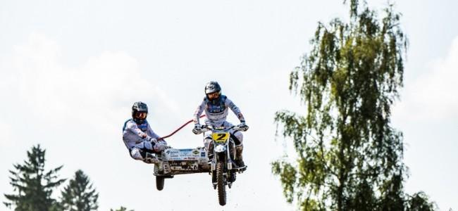 Vanluchene/Bax winnen 3de heat én GP Jinin eindzege