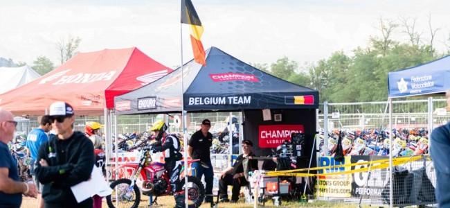 ISDE: Degelijke start voor Team België