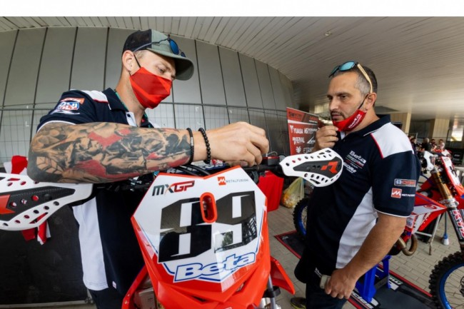 "Daniele Marchese (SDM Corse-Beta): ""Verdienen onze plaats in MXGP!"""