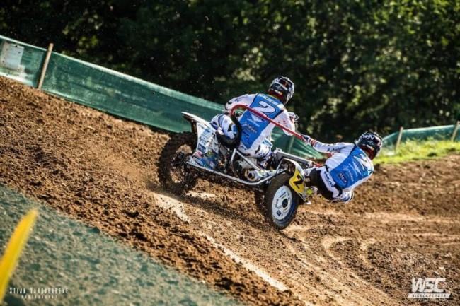 Vanluchene/Bax winnen 1e GP heat in Tsjechië!