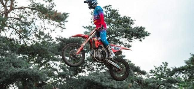 VIDEO: JM Honda Racing op dreef op de Keiheuvel