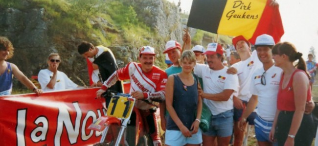 Motorsport Vlaanderen eert Dirk Geukens