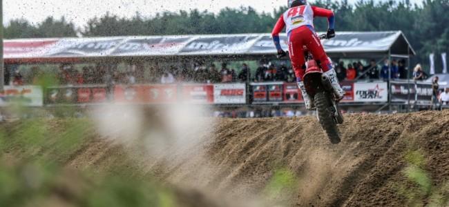 Pauls Jonass over zijn MXGP-podium