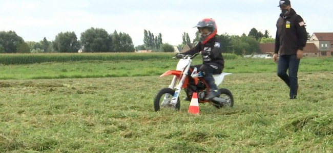 VIDEO: Geslaagde MX for Kids in Dendermonde