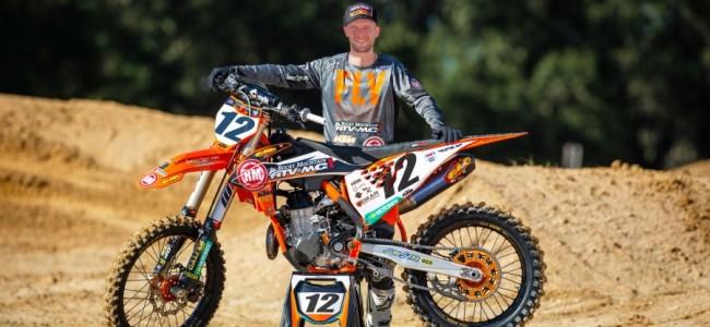 Shane McElrath naar Rocky Mountain KTM