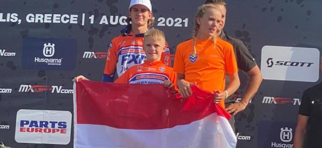 VIDEO: Hoe Team Nederland brons pakte!