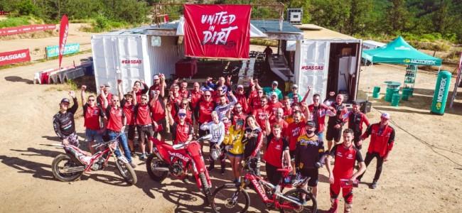 Gratis naar United in Dirt – GasGas Tour Genk!