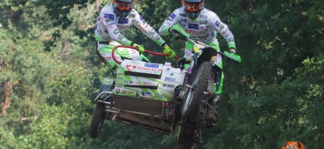 Deelnemerslijst GP Sidecars Jinin bekend!