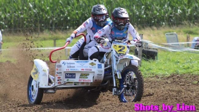 Vanluchene/Bax winnen mini GP Oostrozebeke!