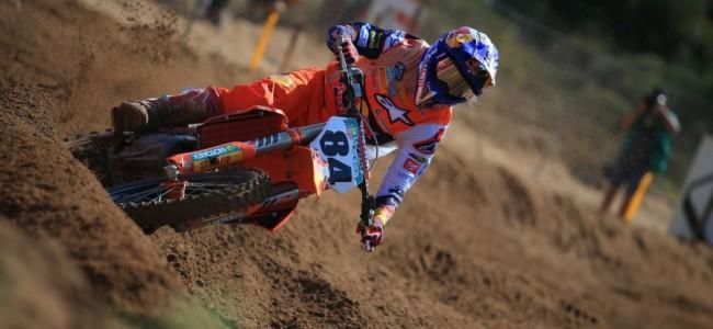 LIVE: Wint Jeffrey Herlings de GP van Sardinië?