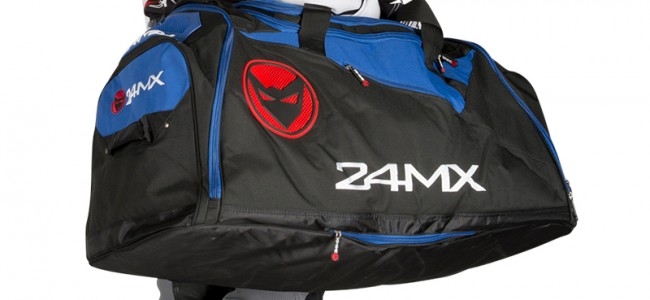 24MX All-In-One gear bag: perfect transporteren!