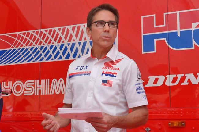 US Honda teammanager Erik Kehoe gaat op pensioen