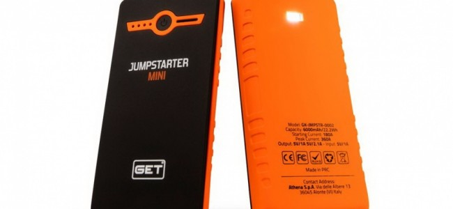 Techniek: de GET Jump-starter Mini