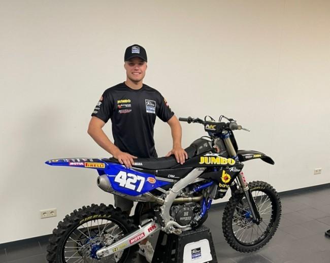 Fredriksen verlaat Kawasaki voor een Yamaha