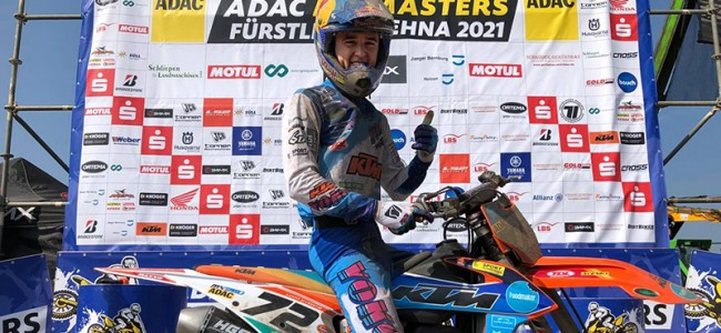 Straffe Liam Everts wint ADAC Youngster Cup!