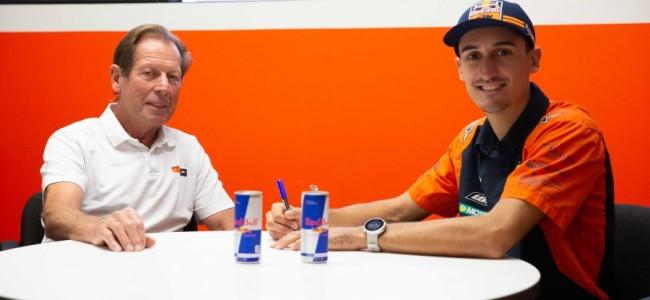KTM & Marvin Musquin verlengen samenwerking!!