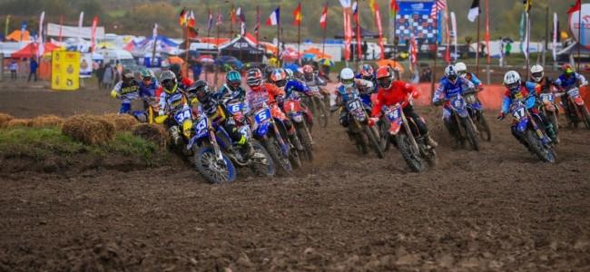 European Motocross of Nations verzet naar 2022