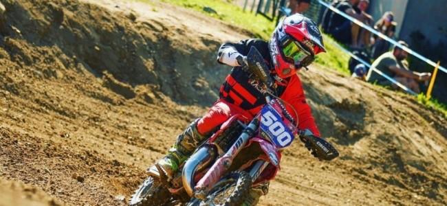 Kash van Hamond over zijn EMX65 kwalificatie