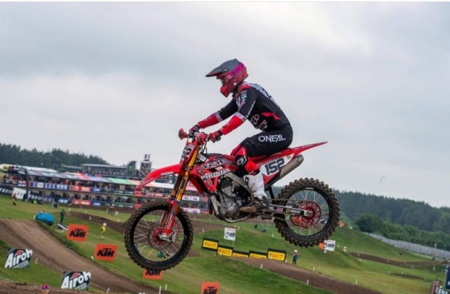 Petrov richt zich op de Motocross of Nations