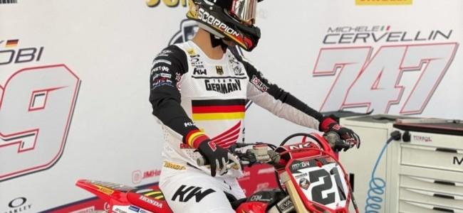 Jacobi is er bij tijdens thuis Grand Prix