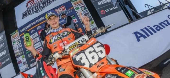 Adria Monne maakt seizoen af bij Jezyk Racing