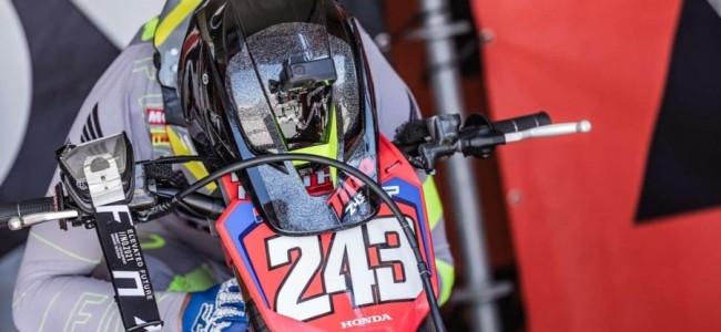Tim Gajser: in de race om de titel telt elk punt