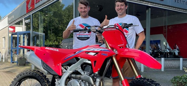 VLM: Broers Van Mieghem voortaan op Honda
