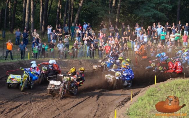 Bax/Musset winnen de 2e heat én pakken de dagzege in Lierop!