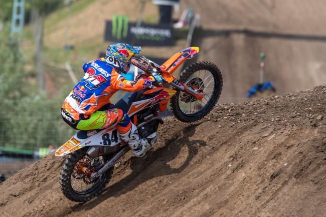 Jeffrey Herlings wint spannende GP van Frankrijk