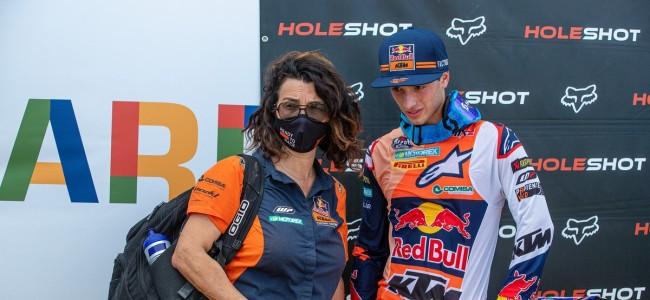 Vialle bestraft, Renaux wint de Duitse GP
