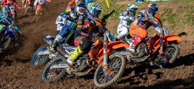 LIVE: Wie wint MXGP Spanje?