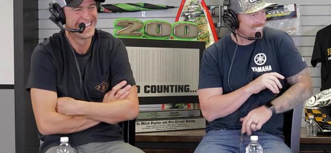 VIDEO: Ryan Dungey en Ryan Villopoto over hun duel in 2010.