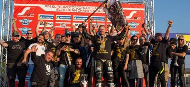 Marc-Reiner Schmidt pakt de S1 wereldtitel