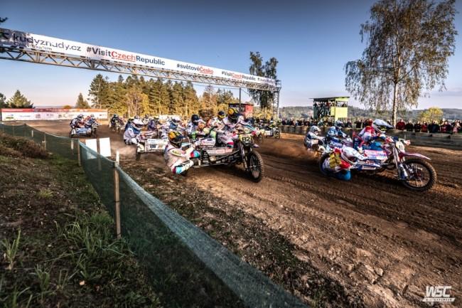 Bax/Musset winnen in Kramolin ook de tweede GP heat!