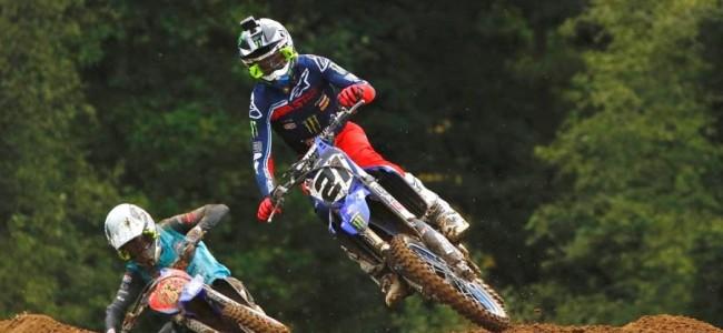 Paulin en Guillod winnen in Payerne, Nick Triest derde