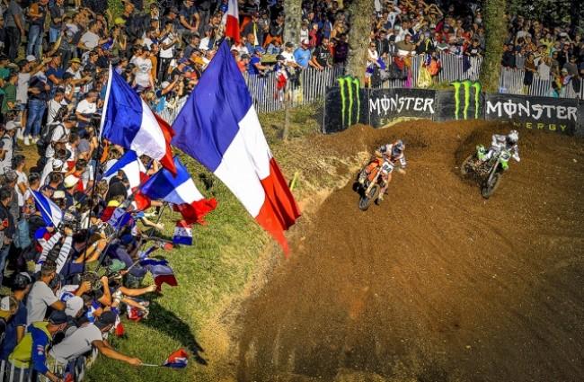 VIDEO: Topspektakel in Franse GP!
