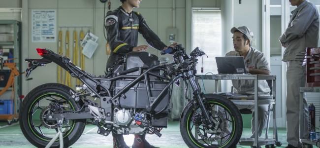Kawasaki ontvouwt ambitieuze plannen voor de toekomst