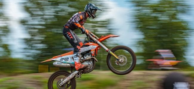 Kjell Verbruggen pakt de ONK 250-titel